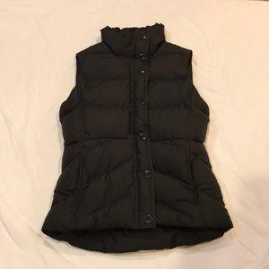 J. Crew dark grey vest